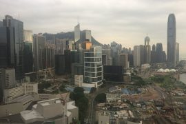 Hong Kong – China's International Financial Services Centre?