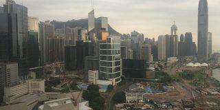 Hong Kong – China's International Financial Services Centre?