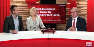 Episode 2:   Which Businesses May Thrive By Expanding Into China
