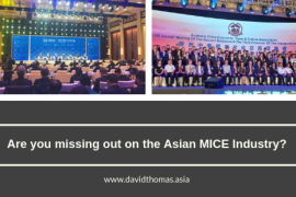 Unlocking Business Potential in Asia for the MICE Industry